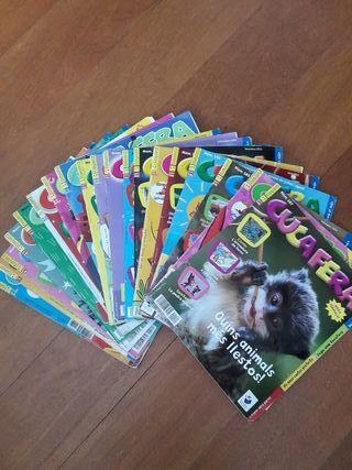 19 revistes Cucafera