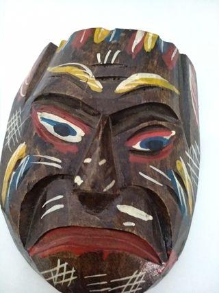 mascara rey mundo