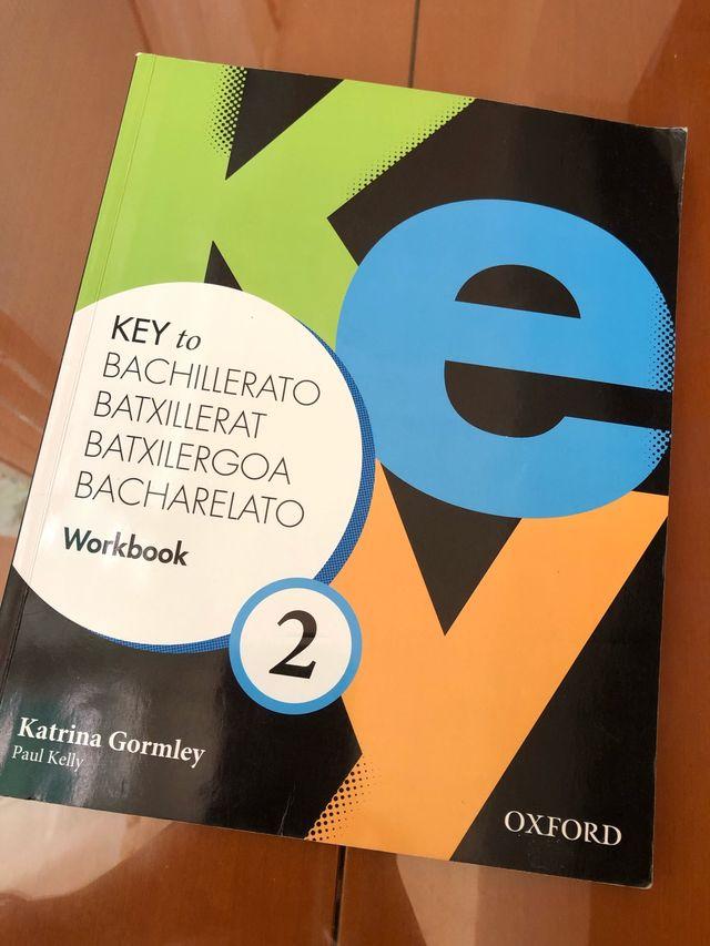 Workbook inglés 2 bachillerato