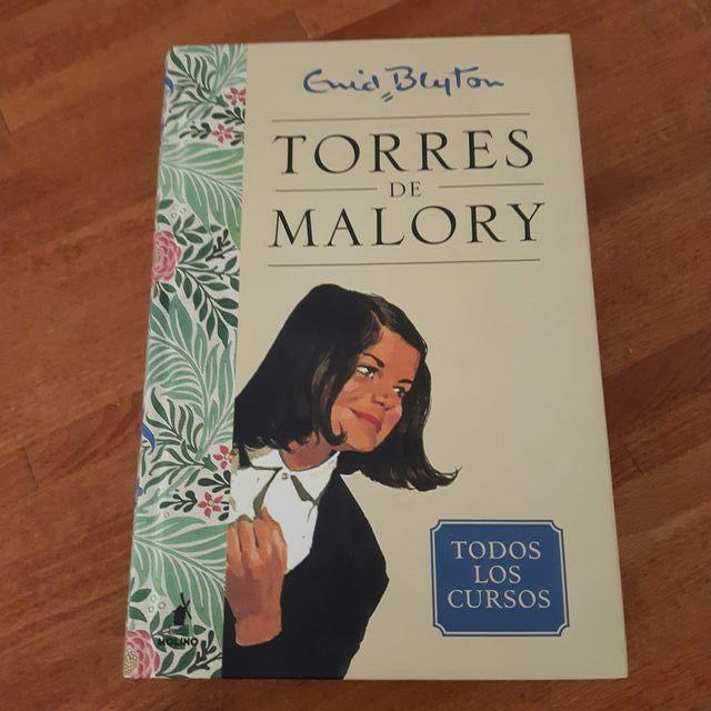 TORRES DE MALORY. Enyd Blyton