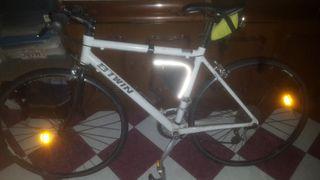Bicicleta con factura