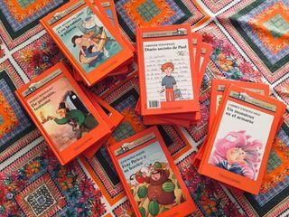 Libros infantiles El Barco de Vapor