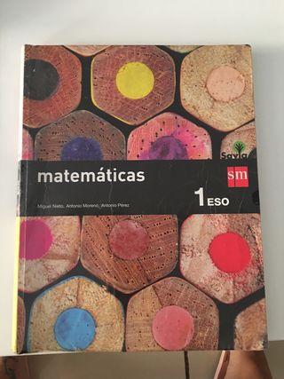Matemáticas 1 eso