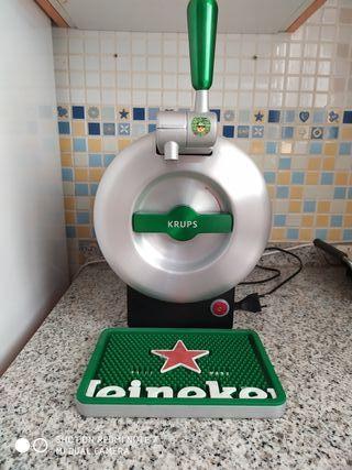 tirador de cerveza HEINEKEN ORIGINAL