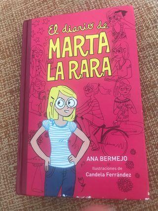 El diario de Marta La Rara