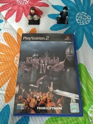 King's Field IV PS2