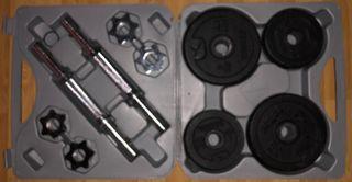 Kit 20 y 40kg