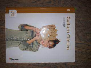 Libro cultura clásica 3Eso