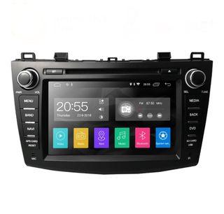 Navegador Mazda 3 10-13