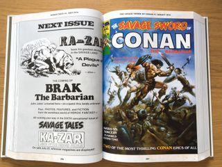 La Espada Salvaje de Conan - Omnibus USA