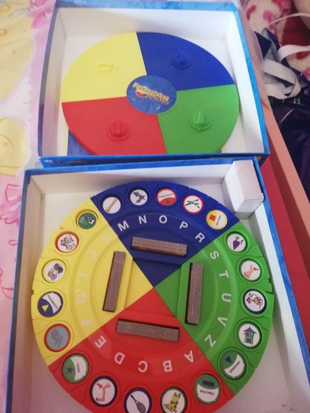 juego de mesa Pasapalabra peques