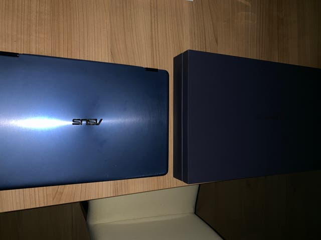 Asua Zenbook flip S
