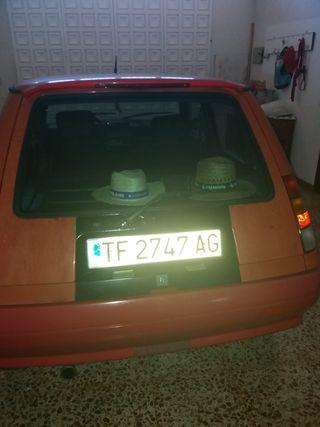 Renault súper 5 GTL 1988