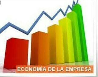Ebau economía de la empresa (2°bachillerato)