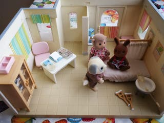 Sylvanian Families Hospital General