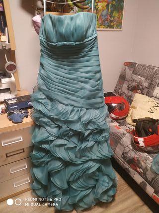 Vestido fiesta Rosa Clara 44
