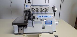 Máquina coser remalladora