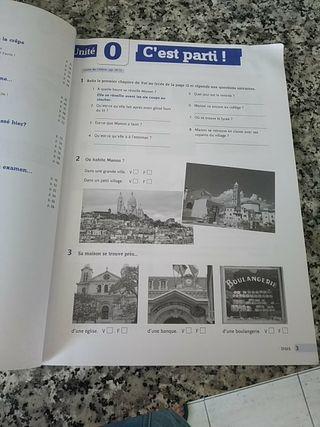 Libro Francés ESO