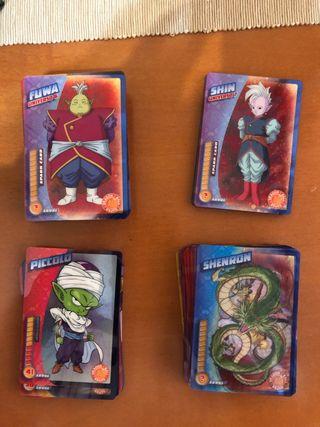 Dragón Ball Súper Cards
