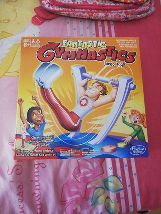 fantástico gymnastics