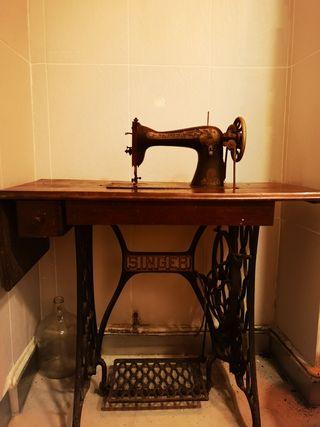 Máquina de coser Singer Oferta!