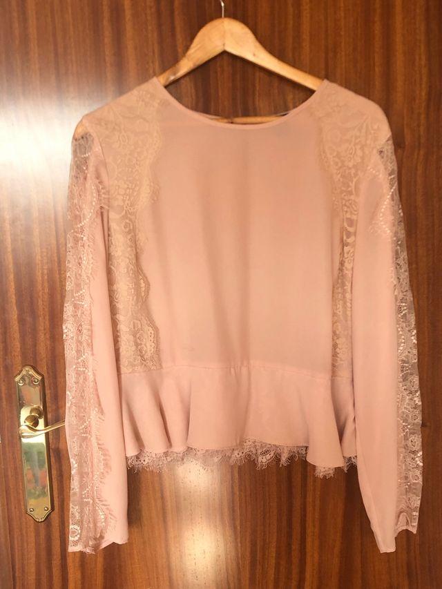 Blusa rosa primark