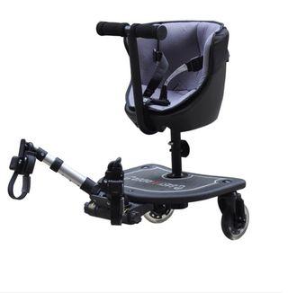Patín universal con asiento para carrito bebe