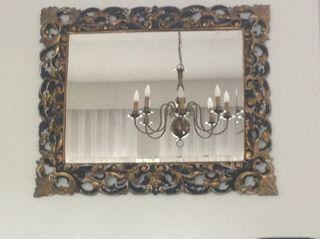 Espejo veneciano del siglo XIX