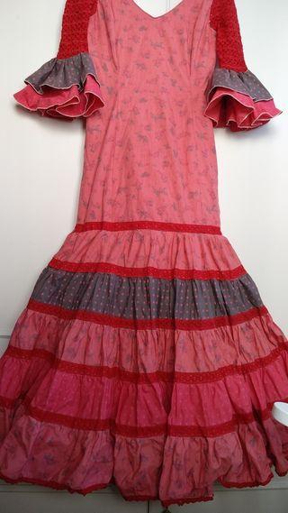 9f6af222f Traje flamenca canastero de segunda mano en la provincia de Sevilla ...