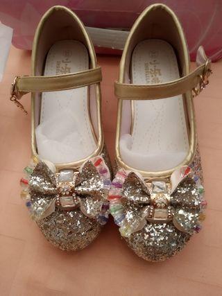 zapatos princesa