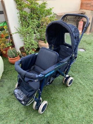 Carro doble bebe + niño Tandem by nurse
