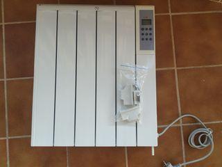 emisor térmico, radiador, estufa