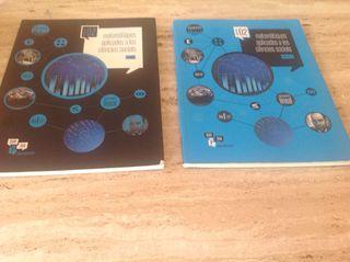 Libro de matemáticas 2 de bachiller