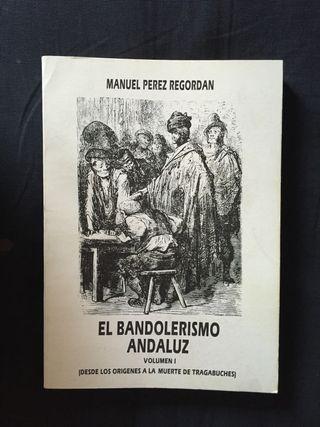El bandolerismo andaluz de Manuel Pérez Regordan I
