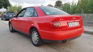 Audi A4 1.8T 150cv gasolina
