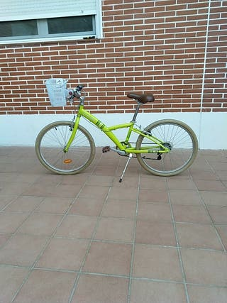 "bici 24"" de paseo"