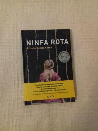 Libro Ninfa Rota