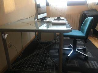 Escritorio/mesa estilo industrial