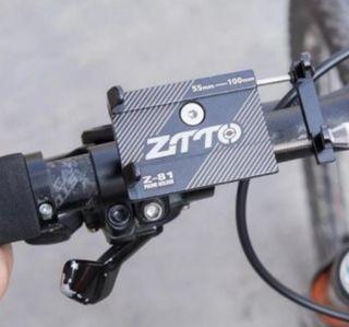 Soporte Teléfono Bicicleta Aluminio A ESTRENAR