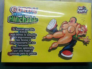 MUÑECAS HINCHABLE DESPEDIDA DE SOLTER@S