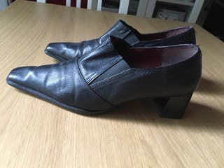 Mocasines Mujer. Size 37. Leather.