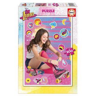 Puzzle Soy Luna 200 piezas