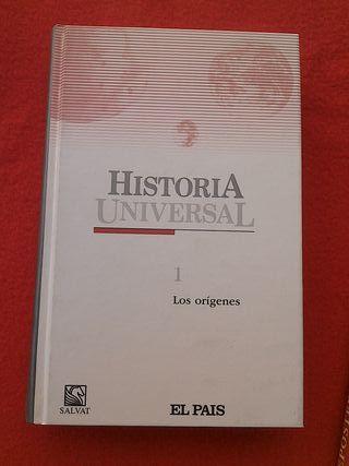 Historia Universal. Tomo 1. Los orígenes.