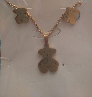 72b46a3d1c07 Colgante de oro de segunda mano en Móstoles en WALLAPOP