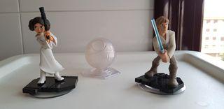 Figuras Star Wars para Disney Infinity 3.0