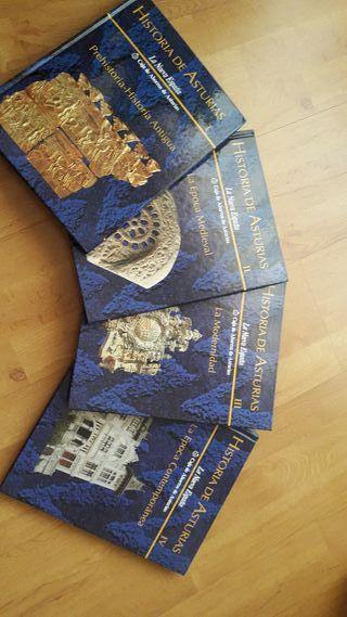 Libros HISTORIA DE ASTURIAS