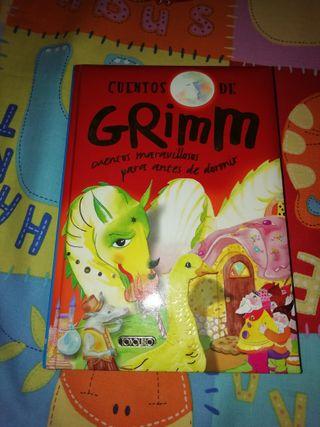 Libro de lectura, Cuentos de Grimm