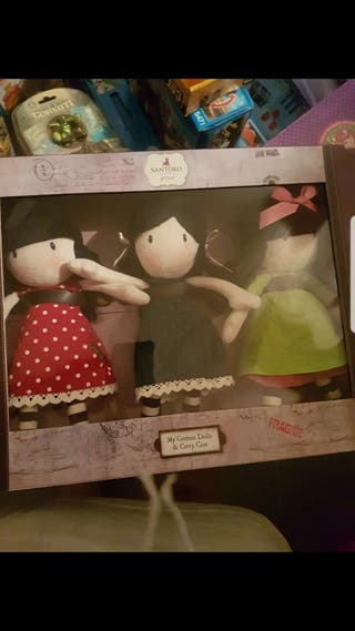 muñecas gorjuss