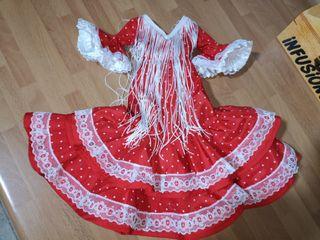 Vestido original flamenca Nancy reedición nuevo