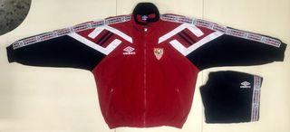 CHÁNDAL SEVILLA FC (TALLA XL)